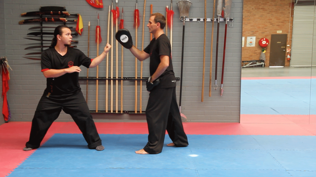 Lok Choi – Straight Punches