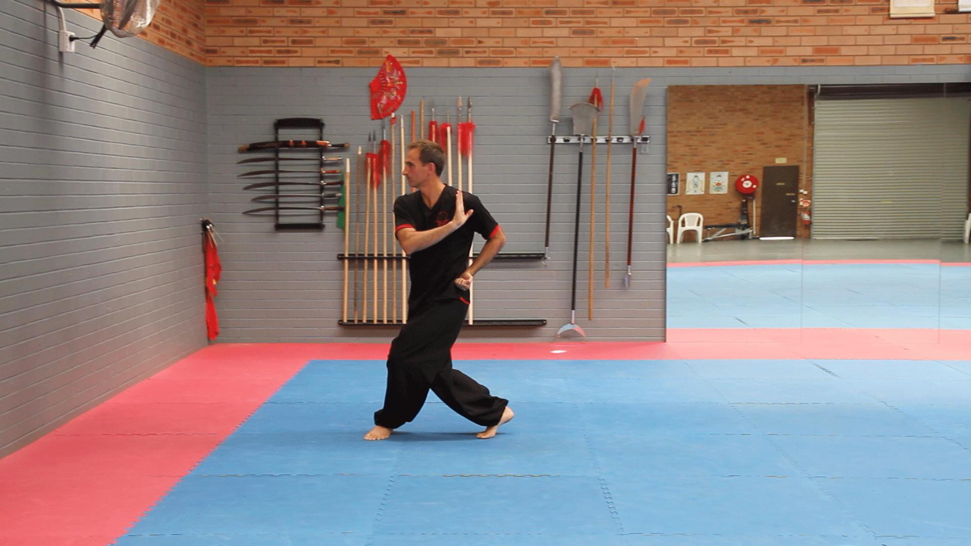 Sai Ping Kune – Four Flat Fist