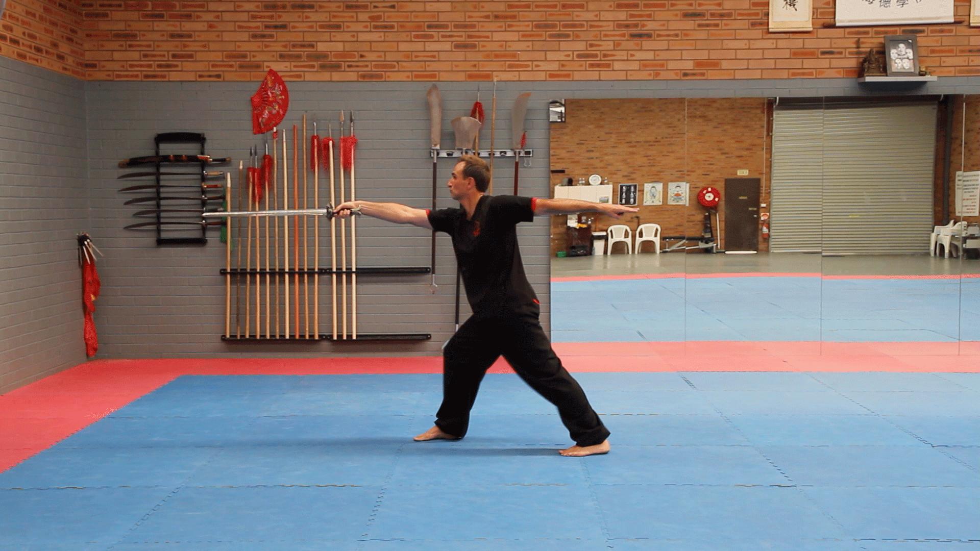 Dan Kim – Straight Sword