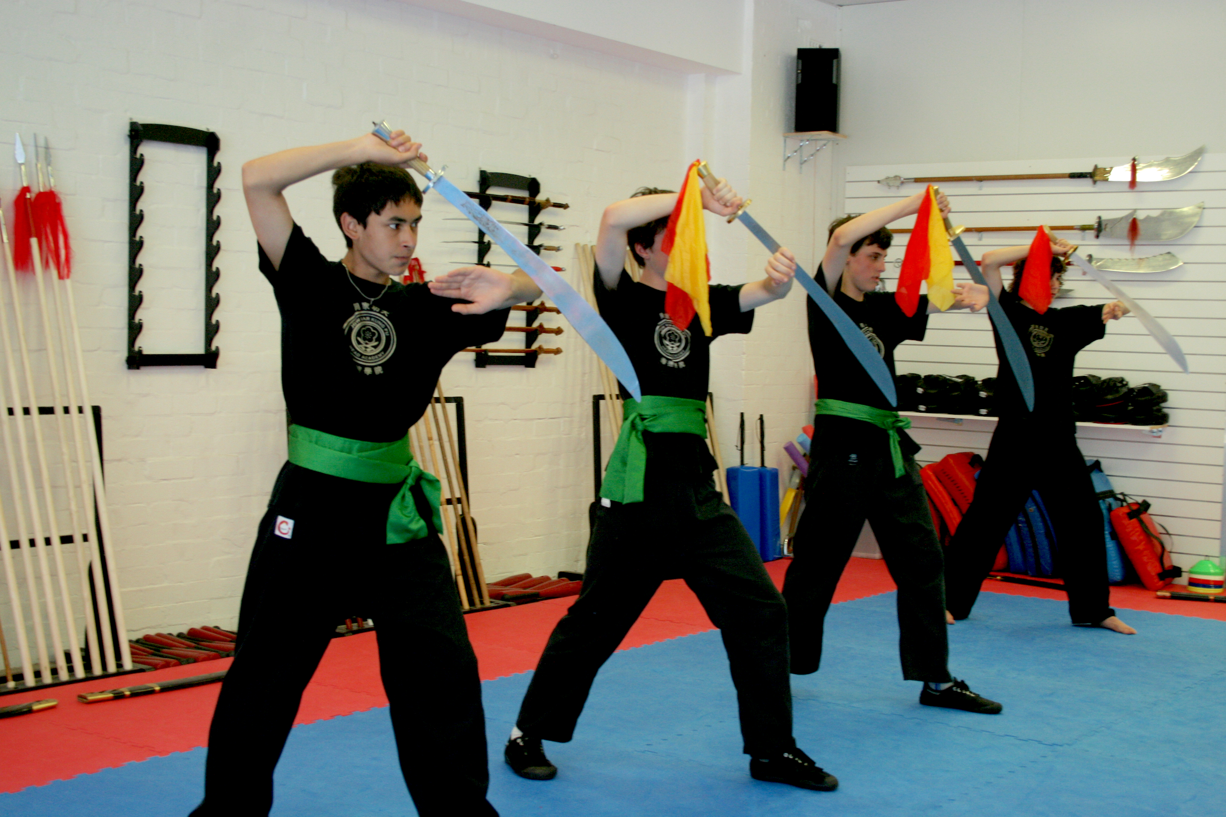 Our teens Kung Fu programs are for children aged 12 to 16. Specifically designed to engage and encourage the young adolescent and bring all of the benefits of self defence and greater confidence. Click through for more details.